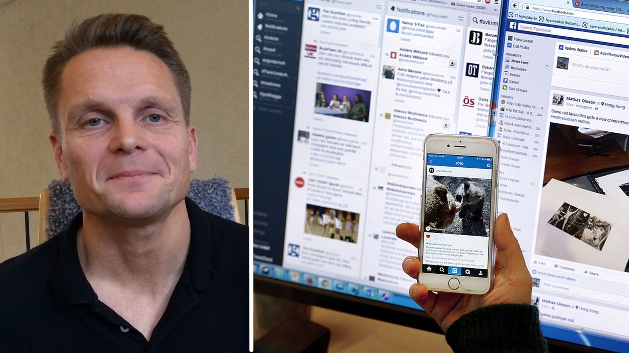 Nu i P4 Kristianstad: Massexperiment visar att ungdomar är källkritiska  - P4 Kristianstad