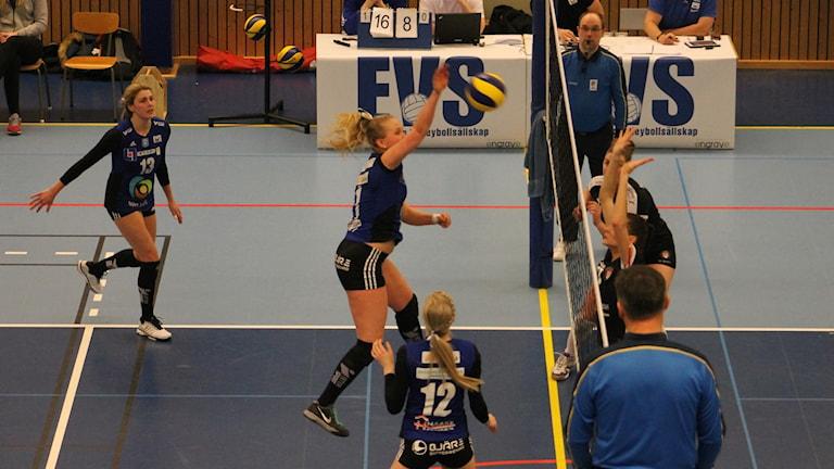 Engelholms VS SM-kvart mot Lund 2 170326