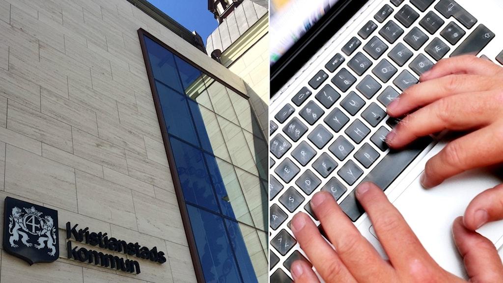 IT-systemen i Kristianstad utsätts för allt fler IT-attacker och intrångsförsök.