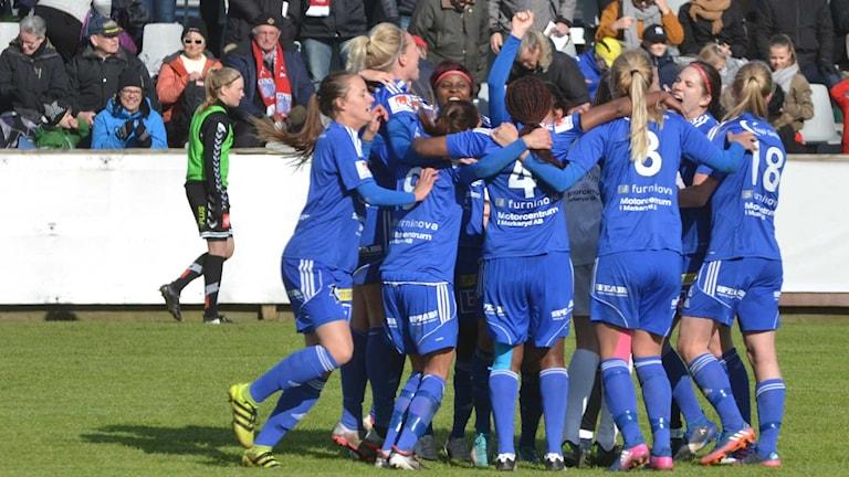 Oavgjort i derbyt mellan Vittsjö och Kristianstad.