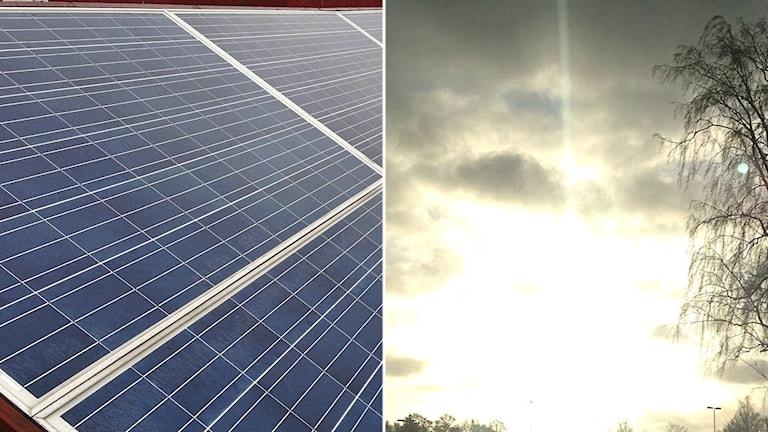 En storsatsning på solceller är på gång i Kristianstad.