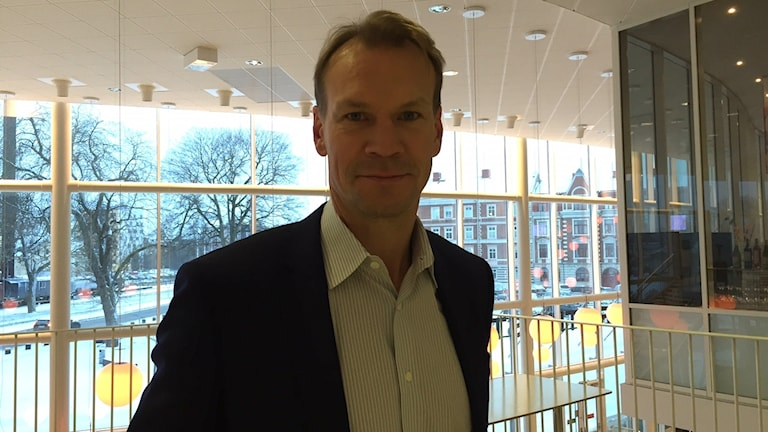 Nicklas Lidström, hockeylegend.