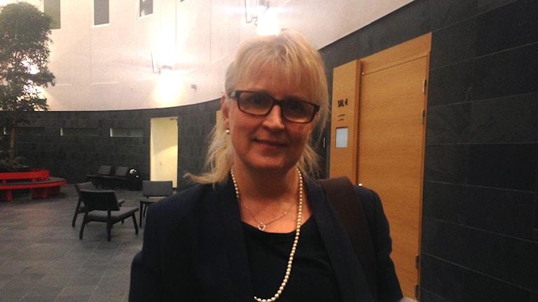 Eva Norberg - åklagare