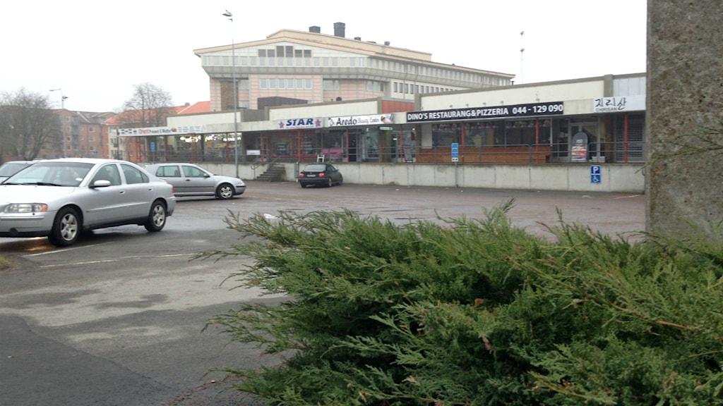 Längs Kanalgatan vid Tempotorget planeras bostäder, kontor, butiker och förskola.