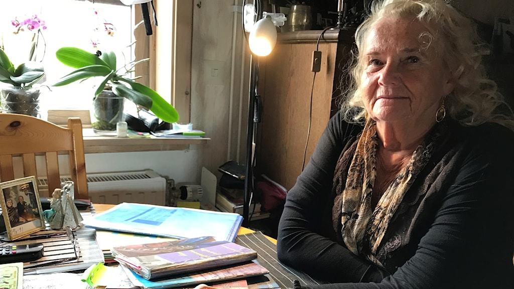 Kerstin Tuomas-Larsson.