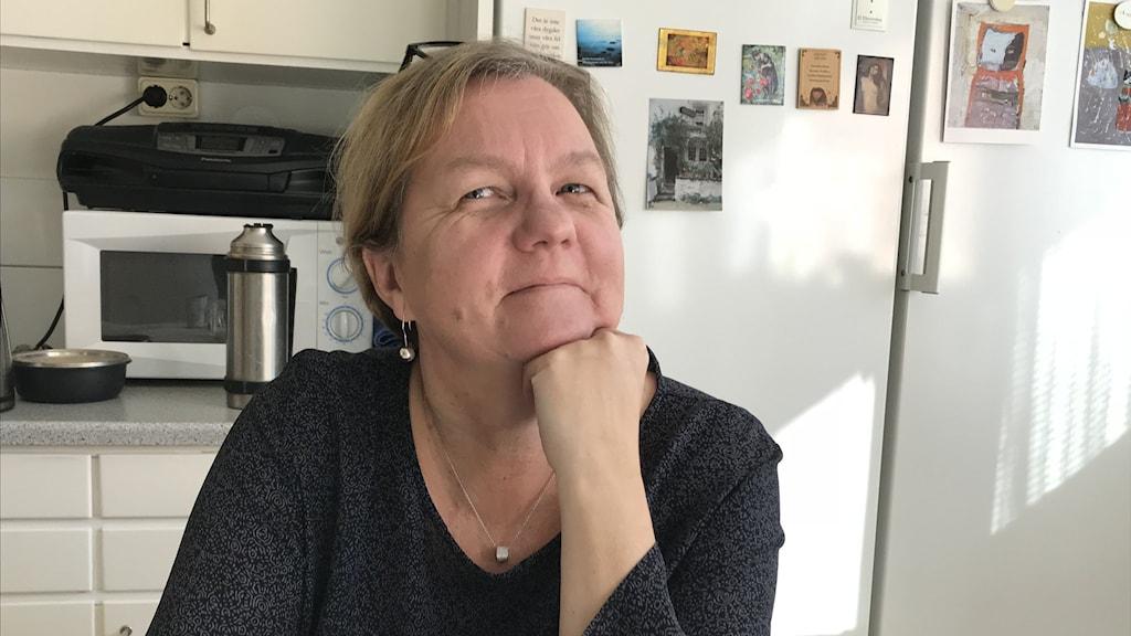 Mona Mörtlund.