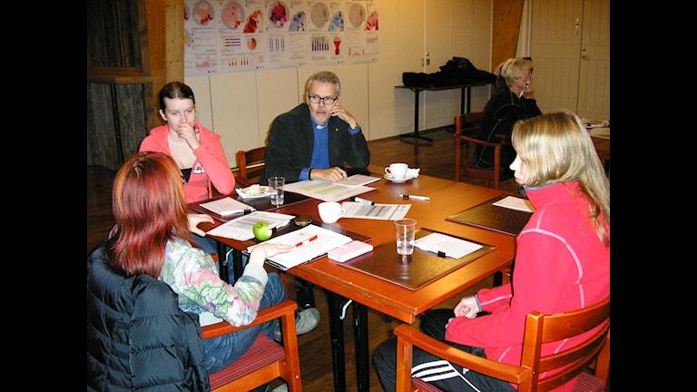 Workshop i Pajala