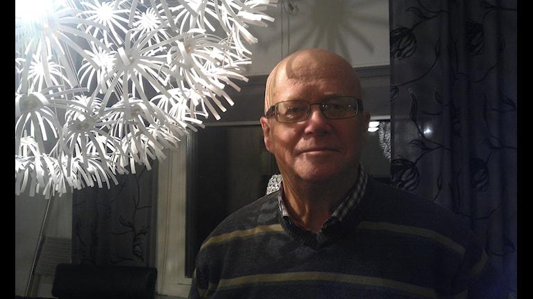 Lars Pekka. Foto: Bertil Isaksson / Sveriges Radio
