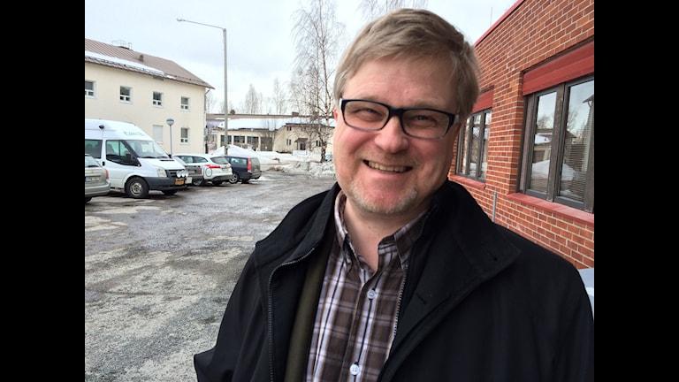 Matti Enbuske. Foto: Bertil Isaksson