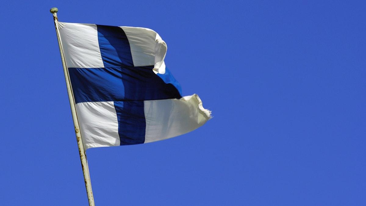 Finska flaggan
