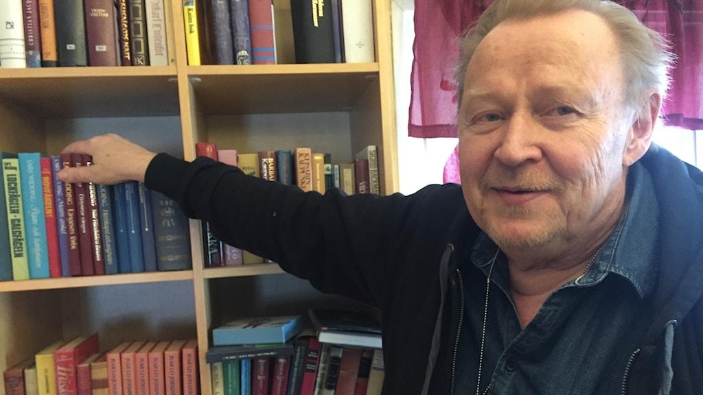 Lars-Gunnar Winsa, författare.