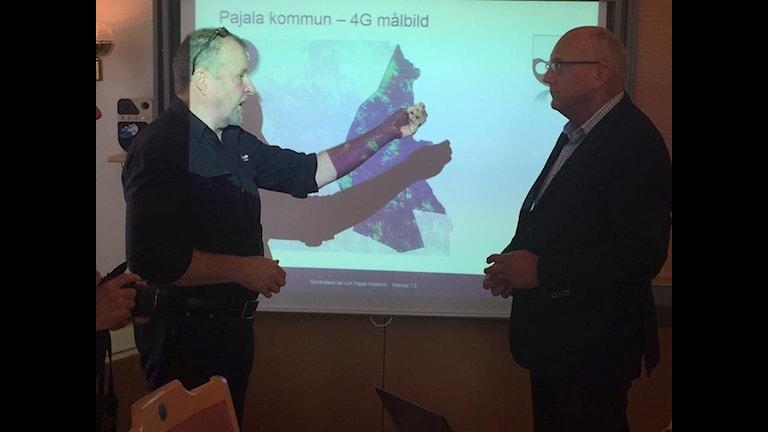 Roland Karlsson on kriittinen siihen kunka Telia hantteeraa kyntitten moitheet. Björn Berg luppaa muutoksen.