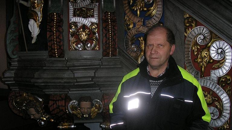 Erik Krantz kyrkovaktmästare