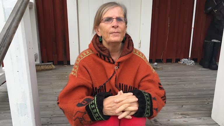 Ann-Kristin Semberg, Olofsfors.