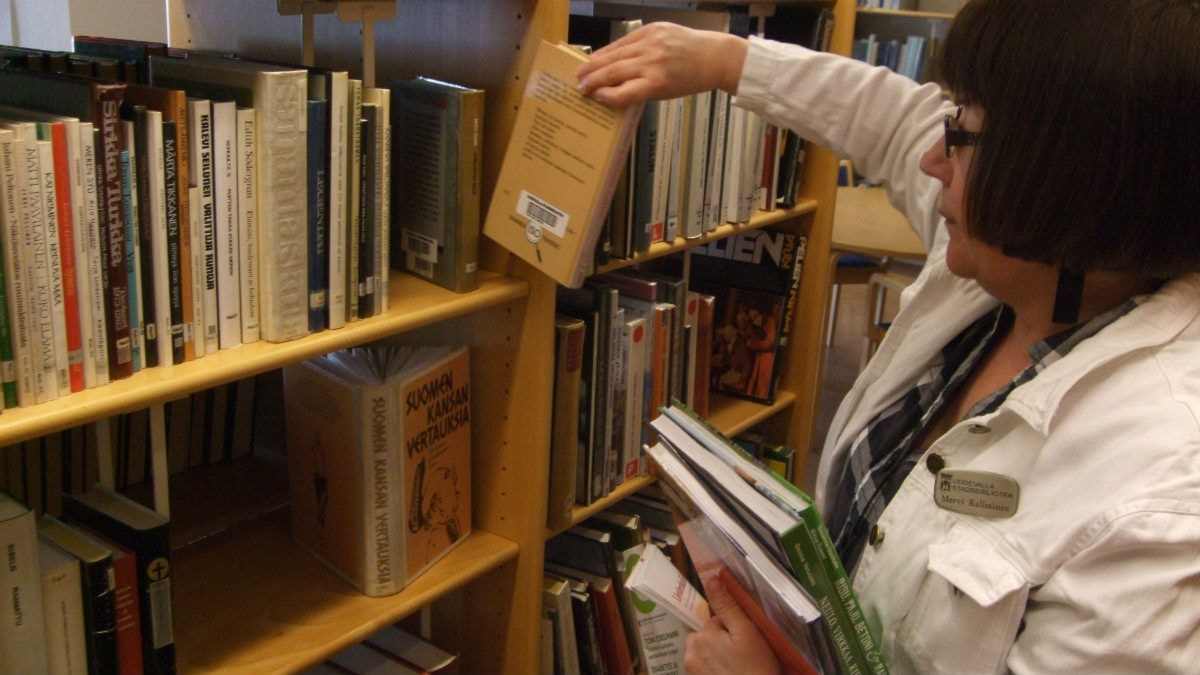 Maailman kirjapäivänä puhutaan kirjoista, ja muustakin