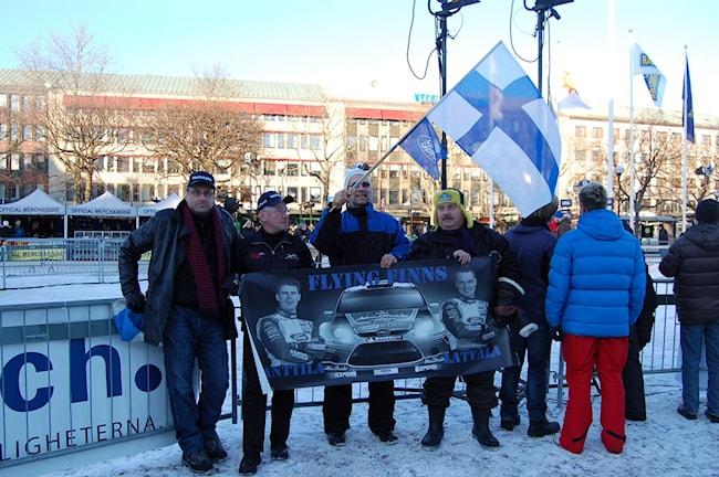 Ruotsin Ralli 2012/foto Juha Videman