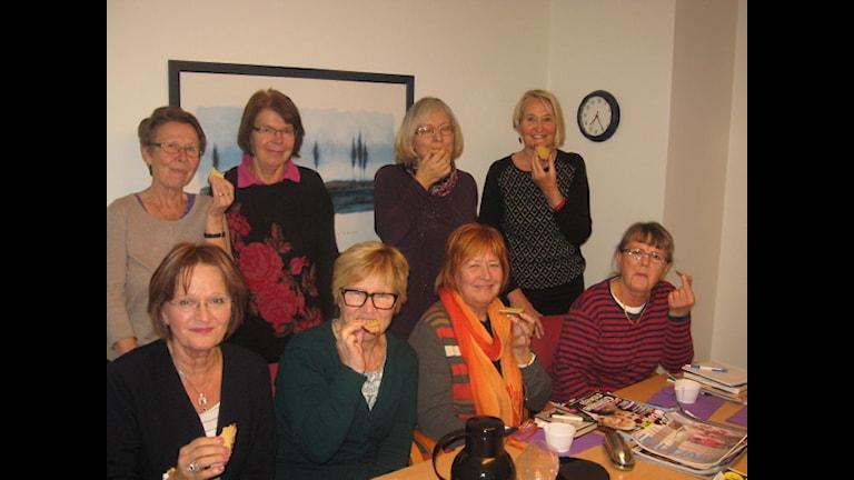 Norrköpingin kulttuuripiiri foto: Pirjo Rajalakso/Sveriges Radio