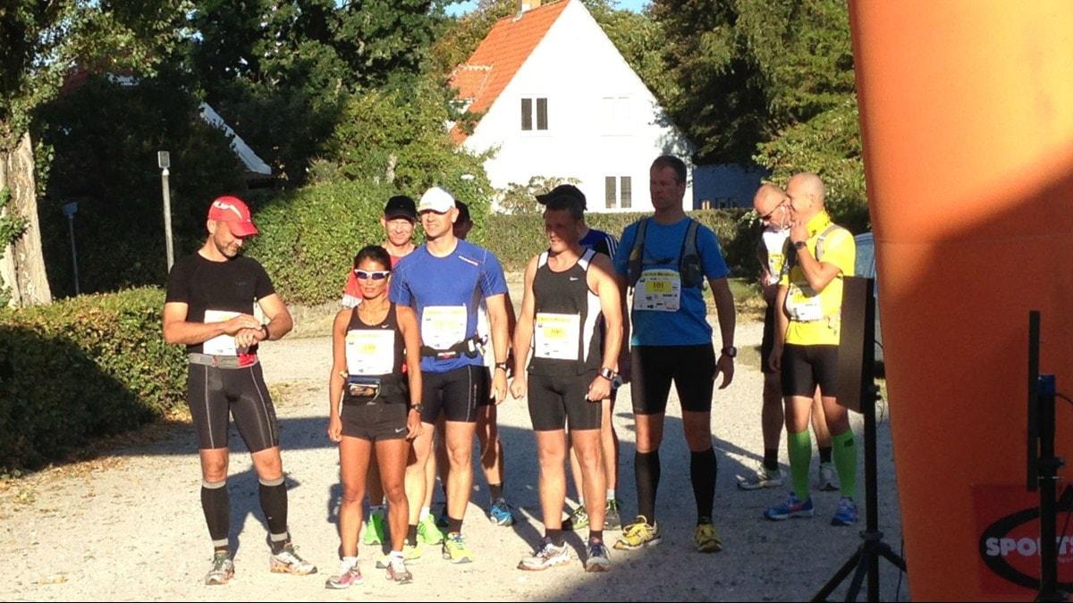 Anholt maraton 2013