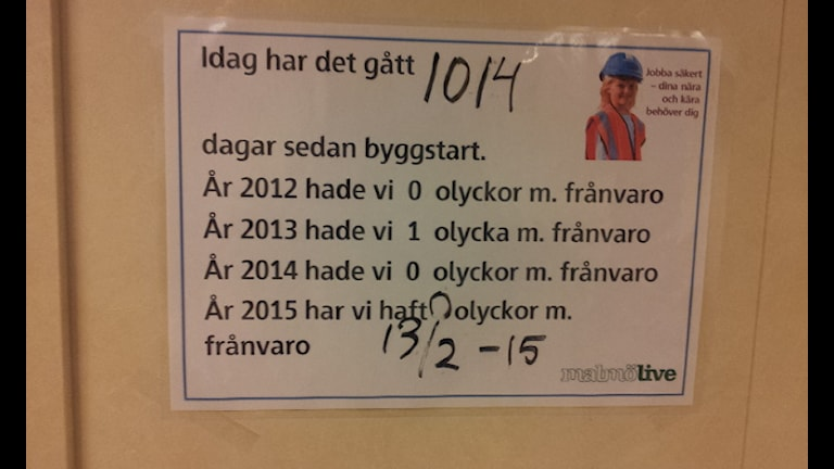 Vähän onnettomuuksia/Foto: jyri Markkula, Sveriges Radio Sisuradio