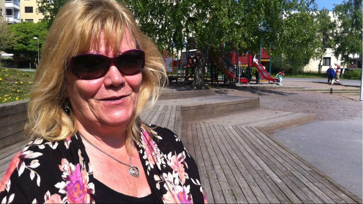 Rehtori Sinikka Sjöstedt