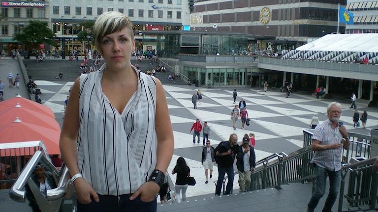 RFSL jurist Aino Gröndahl