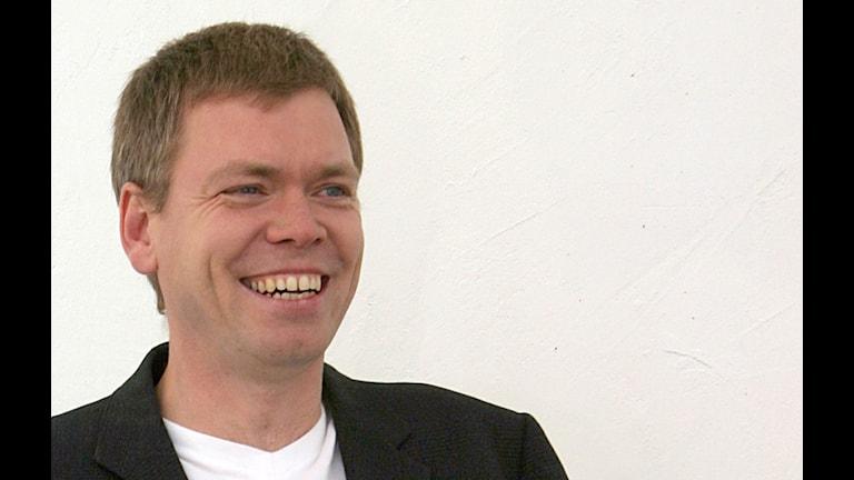Staffan Lindberg, musiker, artist och skribent.