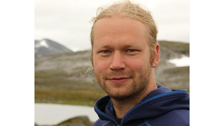 Martin Emtenäs är ny fältreporter på Naturmorgon.
