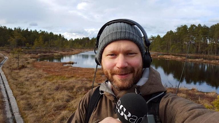 Martin Emtenäs sände från Kunthöjdsmossen.