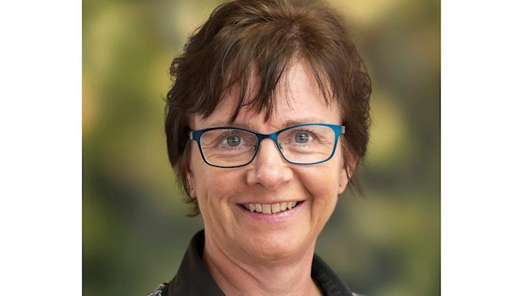 Marie Larsson-Stern, ordförande för Skogsstyrelsens styrelse.