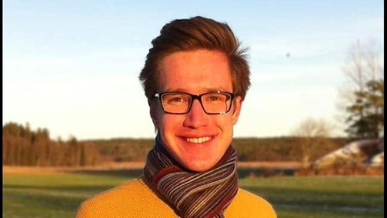 Johan Andersson, ny ordförande för Fältbiologerna.