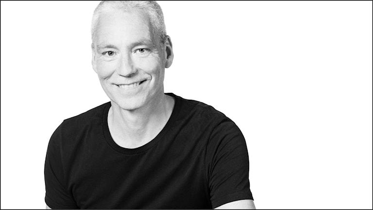 Mats Ottosson, programledare på Naturmorgon.