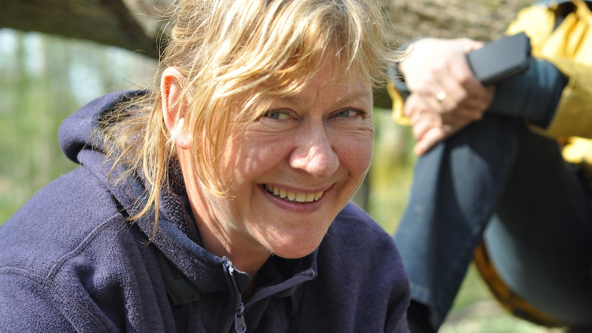 Lena Näslund är frilansande reporter för Naturmorgon.