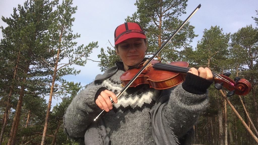 Johanna Karlsson, riksspelman Delsbo