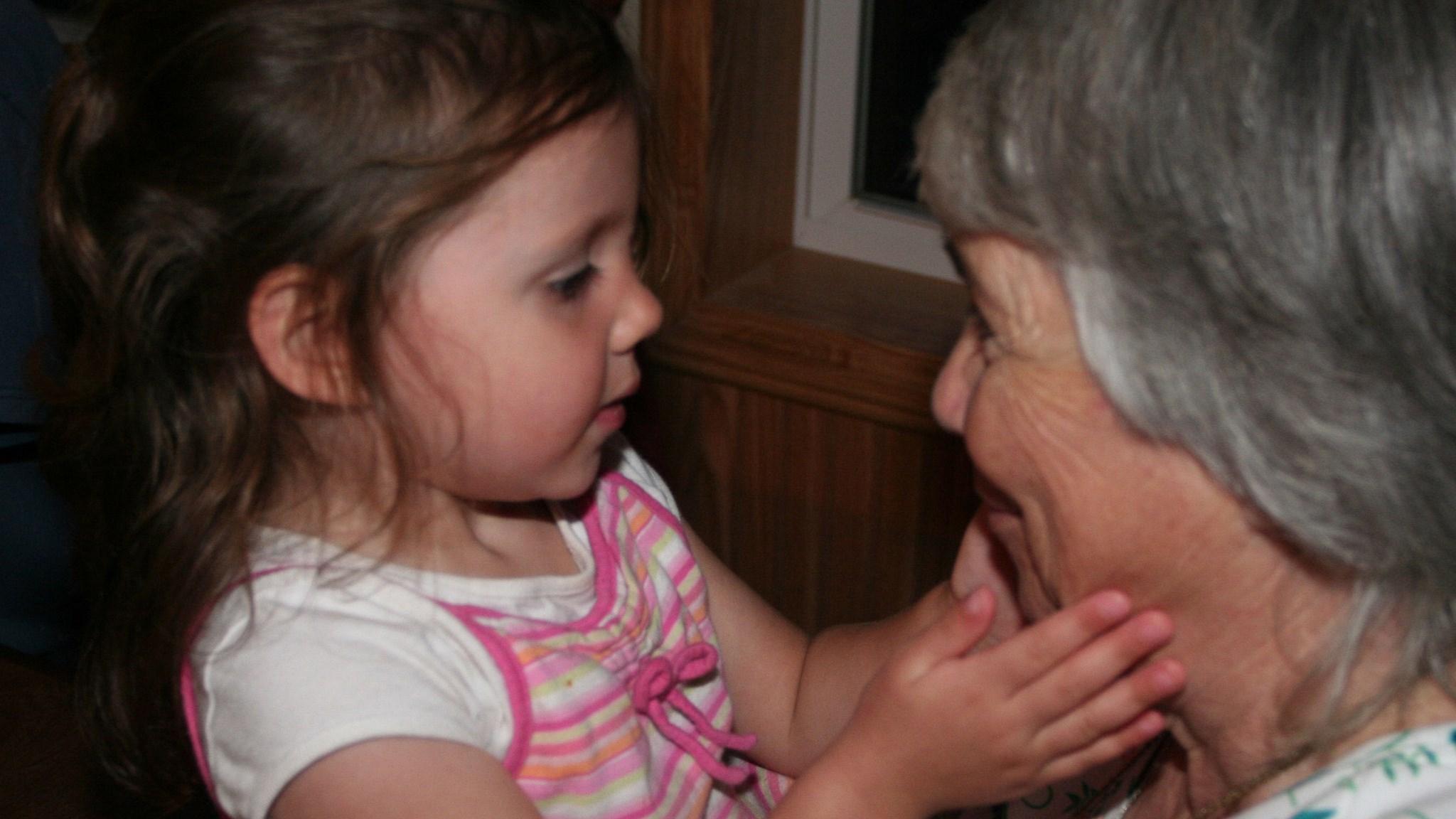 Tarina: Minun mummoni