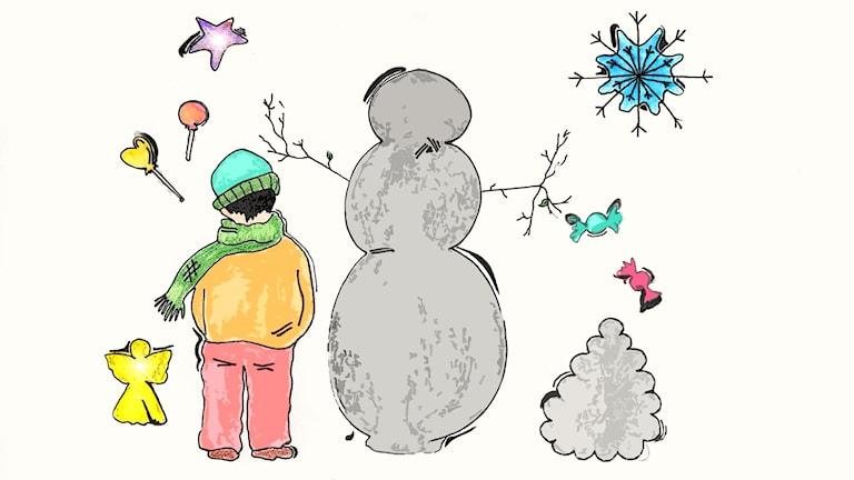 Iltasatu: Postikortti Nukkumatin maasta, osa 4: lumimaa
