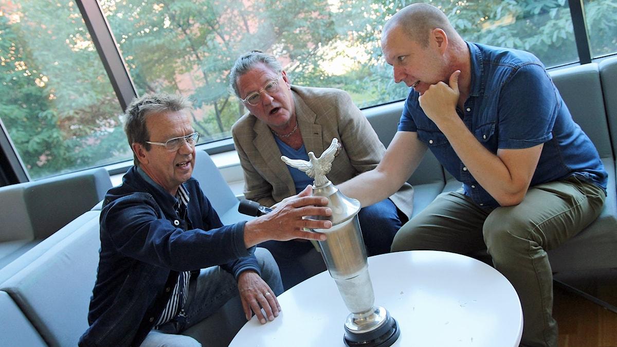 Tommy Körberg och Björn Skifs