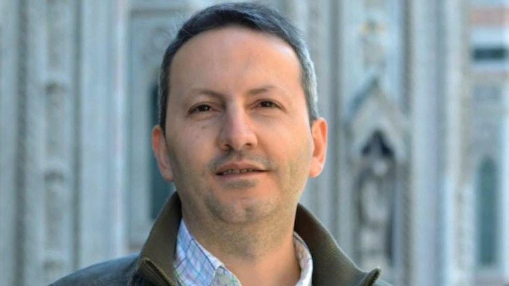 KI-forskaren Ahmadreza Djalali.