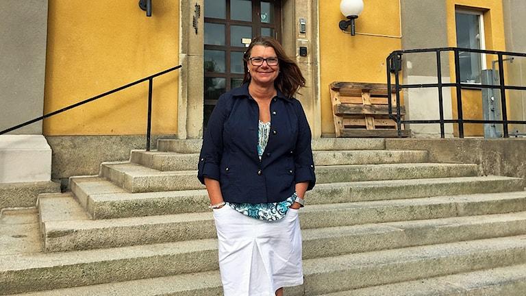 Charlotte Hågård är karriärexpert och författare. Foto: privat