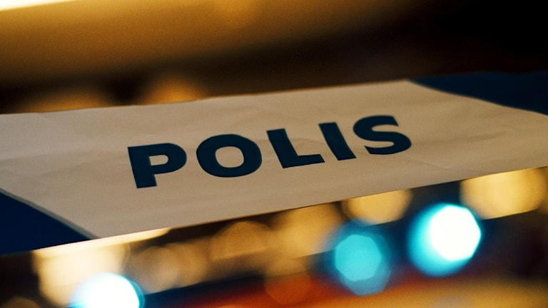 Larm om misstänkt skottlossning i Sundbyberg.