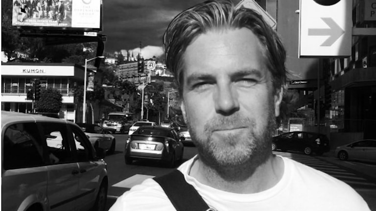 Fredrik Eliasson som gjort dokumentären.