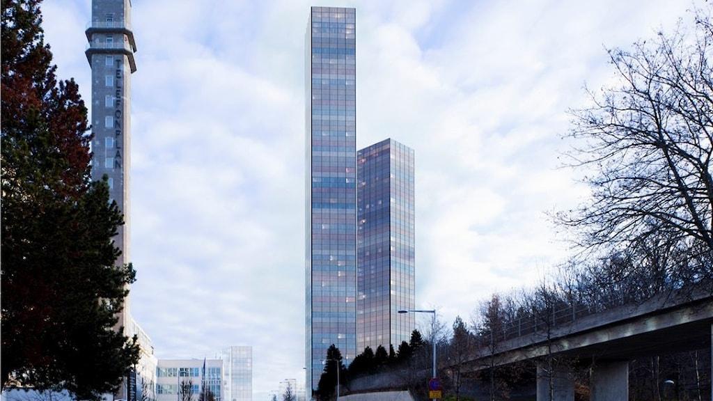 Tellus Towers