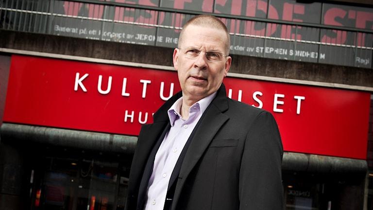 En välkänd kulturprofil i Stockholm föreslås ta plats i styrelsen för Sveriges Television.
