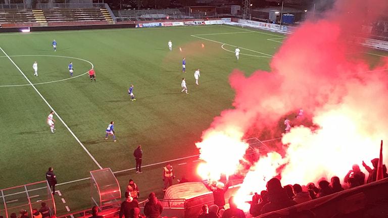 Assyriska FF kunde inte vända 0-2 förlusten från bortamötet med Norrby IF och åker ur Superettan i fotboll.