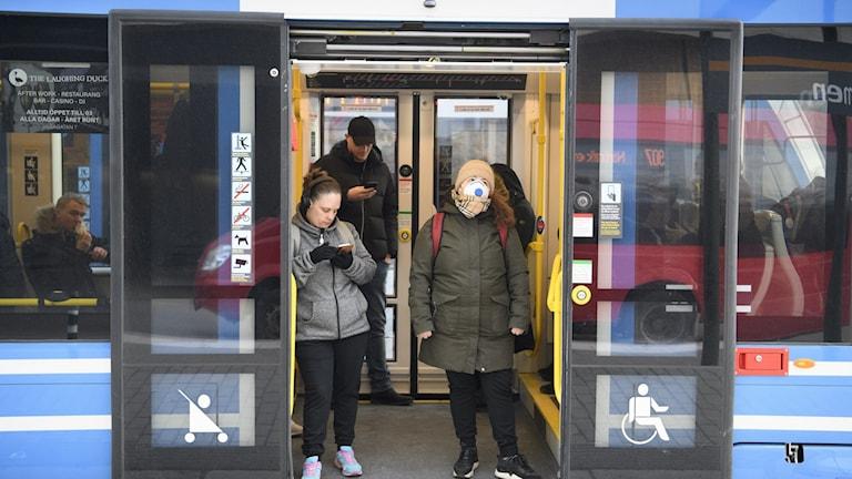 Kollektivtrafiken i Stockholm