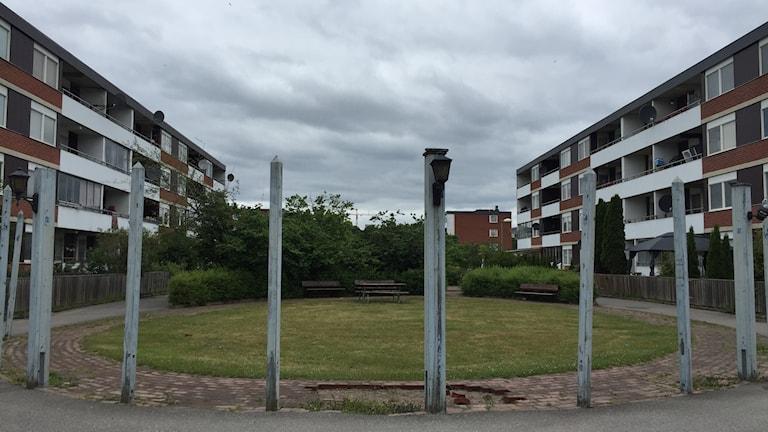 Vårby gård.