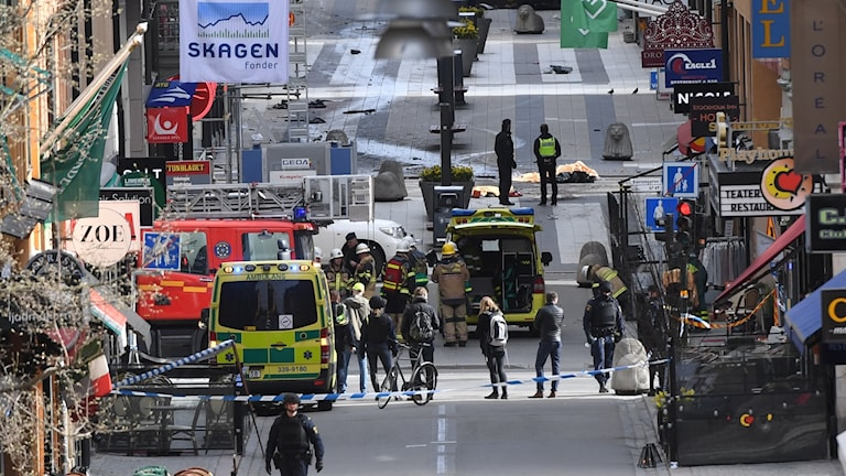 TOPP TERRORDÅD DROTTNINGGATAN