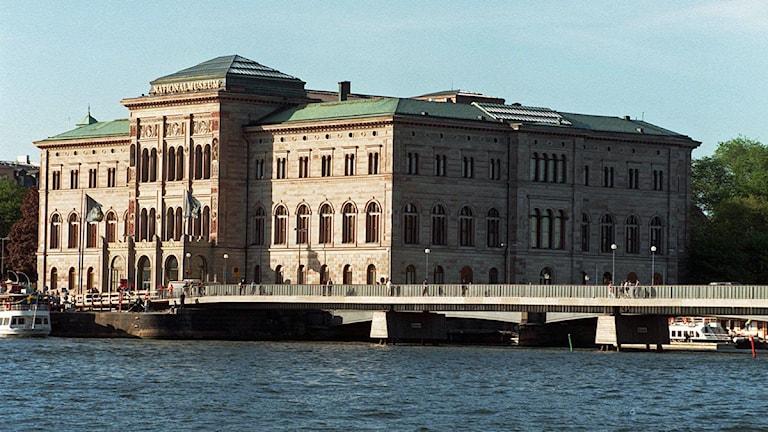 Nationalmuseum i Stockholm. Foto: Ola Torkelsson /Scanpix.
