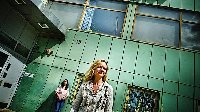 Kommunalrådet Katarina Berggren (S) Foto: Magnus Hjalmarson Neideman /Scanpix.