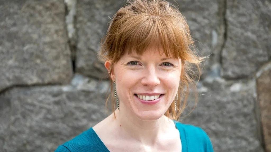 Bild på Christine Lorne (C) som är folkhälsoberedningens ordförande i Region Stockholm