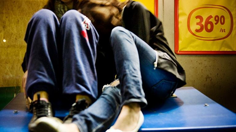 """""""Sociala insatsgrupper"""" ska förhindra att unga hamnar i kriminalitet Foto: Annika af Klercker / SvD / SCANPIX"""